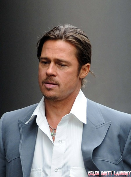 Brad Pitt and Angelina Jolie Build Soundproof Sex Shack – Real-Life Fifty Shades of Grey!