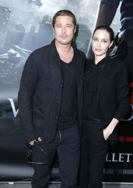 Brad Pitt And Angelina Jolie Plan Cruise Ship Wedding, Tacky Or Romantic? 0717