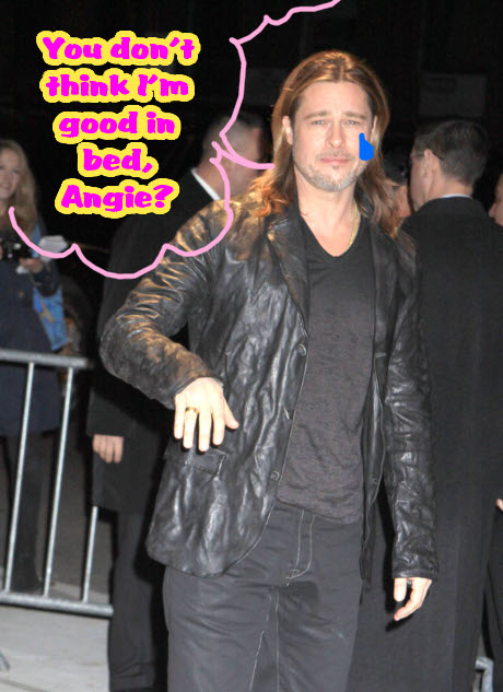 Angelina Jolie Confesses: Colin Farrell A Beast in Bed -- Much Beastier than Brad Pitt!