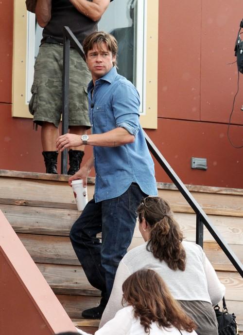 Brad Pitt's Hurricane Katrina Charity Homes Are Rotting