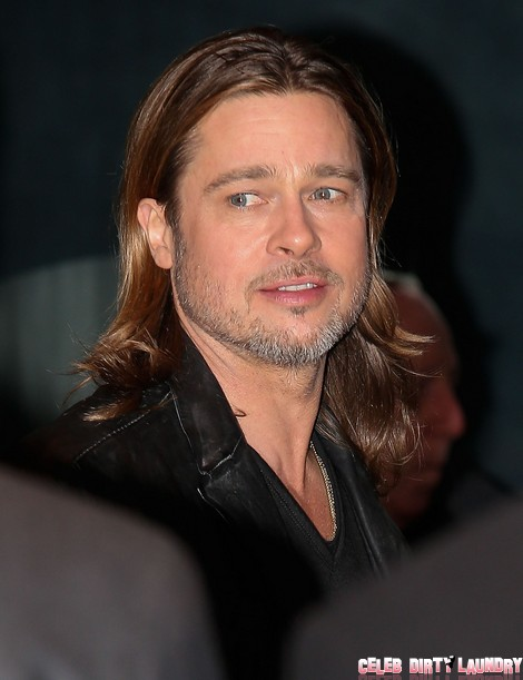 Brad Pitt's Age and Wrinkles To Blame For Latest Film's Box Office Bomb - Plastic Surgery? (Photos)