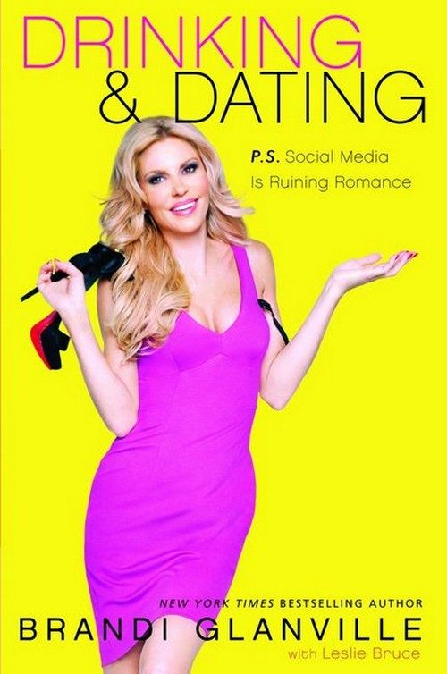 Brandi Glanville Calls LeAnn Rimes the C-Word and Says Eddie Cibrian Gave Her STDs - New Book Drinking & Dating