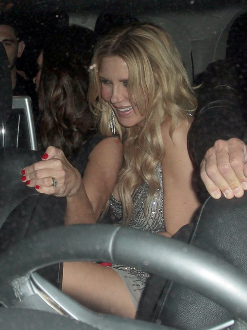 Brandi Glanville Disses LeAnn Rimes And Eddie Cibrian AGAIN: Pathetic Drunken Famewhore?