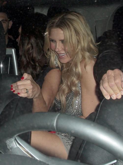 Brandi Glanville Disses LeAnn Rimes And Eddie Cibrian AGAIN: Pathetic Drunken Famewhore?