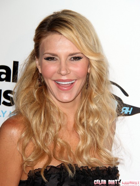 Brandi Glanville Hooking Up with Alex Baskin Real Housewives of Beverly Hills Producer
