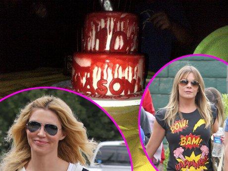 Brandi Glanville & LeAnn Rimes Each Throw Eddie Cibrian's Son Extravagant Birthday Party: Who Threw it Better?