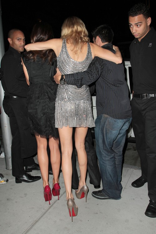 Brandi Glanville Parties Too Hard for Her 41st Birthday