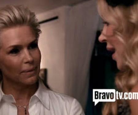 Brandi Glanville Calls Yolanda Foster A Slut - LeAnn Rimes To Blame?