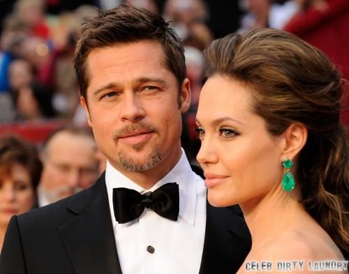 Brad Pitt And Angelina Jolie May 2013 Wedding At Château Miraval: Florist Spills