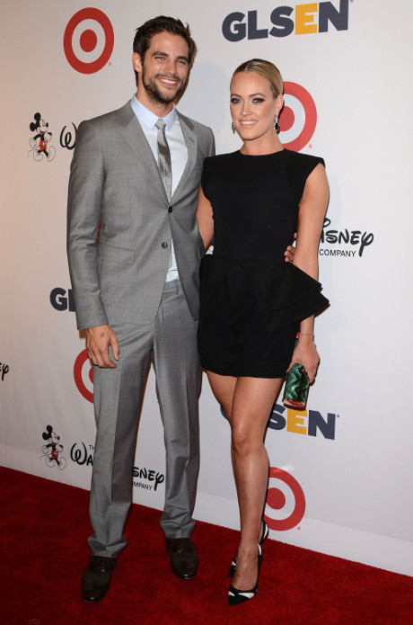 Brant Daugherty & Peta Murgatroyd of Dancing with the Stars Season 17 Swept up in a Hot Ballroom Romance?