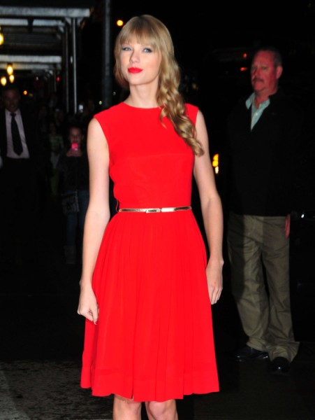 It's A Break, Not A Break Up: Taylor Swift Still Together With Conor Kennedy 1026
