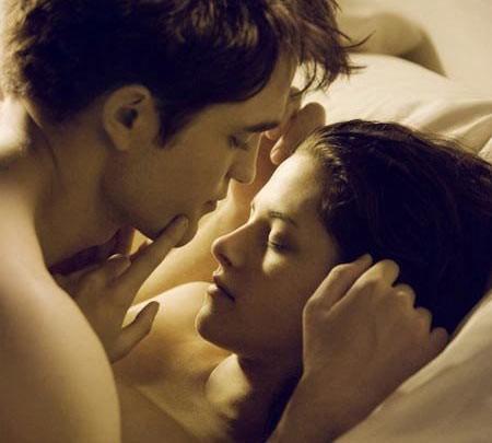 Report: Robert Pattinson and Kristen Stewart Now Having Make-Up Sex