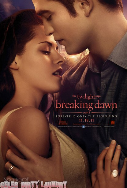 Summit Entertainment Releases Two New 'Breaking Dawn' Photos