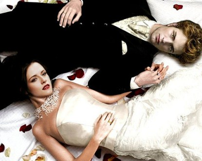 Bella and Edward Die In Breaking Dawn Scene Or Do They?
