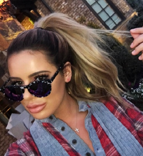 Kim Zolciak's Daughter Brielle Biermann Accuses German Airport Staff Of Theft