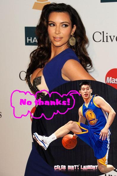 Jeremy Lin Says Kim Kardashian is 'NOT his type!'