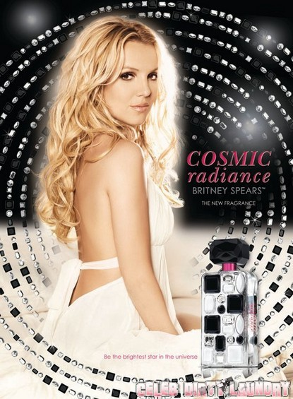 Britney Spears To Release Tenth Fragrance, Cosmic Radiance