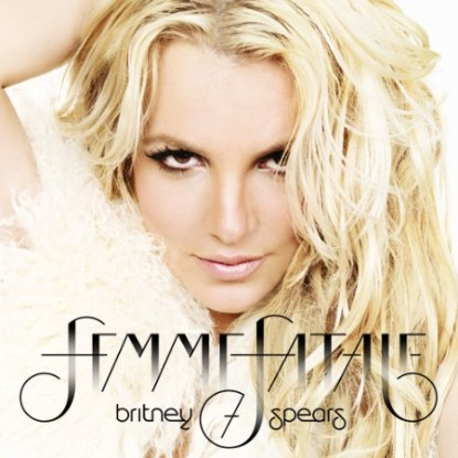 FIRST LOOK PHOTO: Britney Spears Unveils 'Femme Fatale' Album Cover!