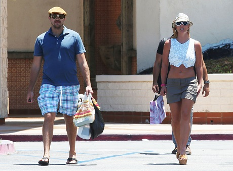 Britney Spears Pregnancy Plan: Wants To Have David Lucado's Baby And Start A Family With Him!