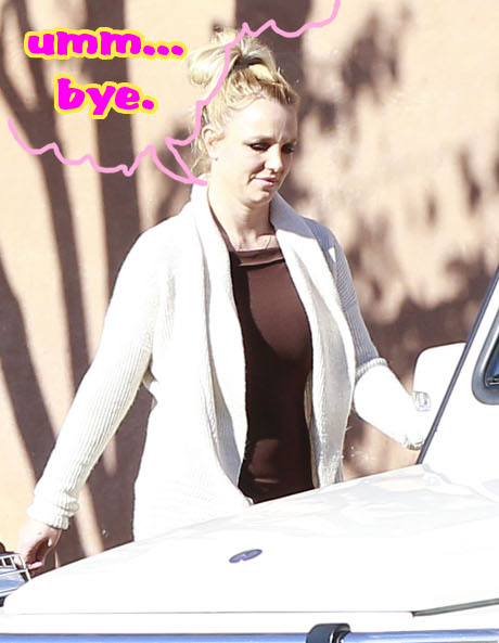 Britney Spears Quits X-Factor: Was She Forced to Resign?
