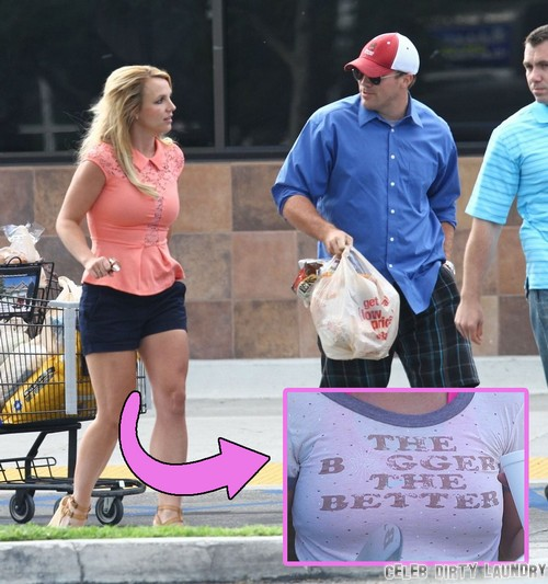 Britney Spears Engaged: Engagement Rumors Heat Up With Diamond Display