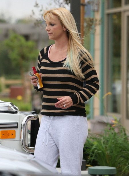 Britney Spears Leaving The X-Factor!