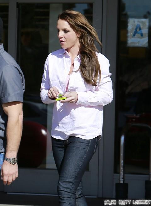 Britney Spears Stalking Scott Disick – Kourtney Kardashian Warns 'Stay Away From My Baby Daddy'