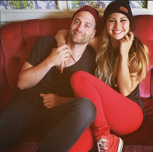 Bachelorette Stars Britt Nilsson and Brady Toops Go Public as a Couple