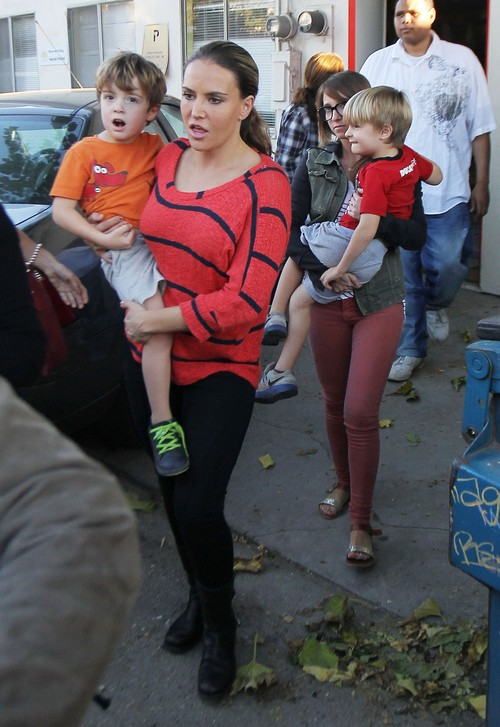 Brooke Mueller Tests Positive For Amphetamines: Adderall Use But Still Gets de facto Custody Of Twins!