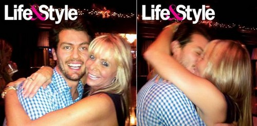 Bachelorette Desiree Hartsock Shocked: Brooks Forester Cheated with Cougar In Hot Make Out Session!