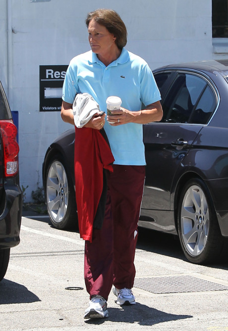 Kim Kardashian's Baby North West Forces Bruce Jenner to Move Out of the House!
