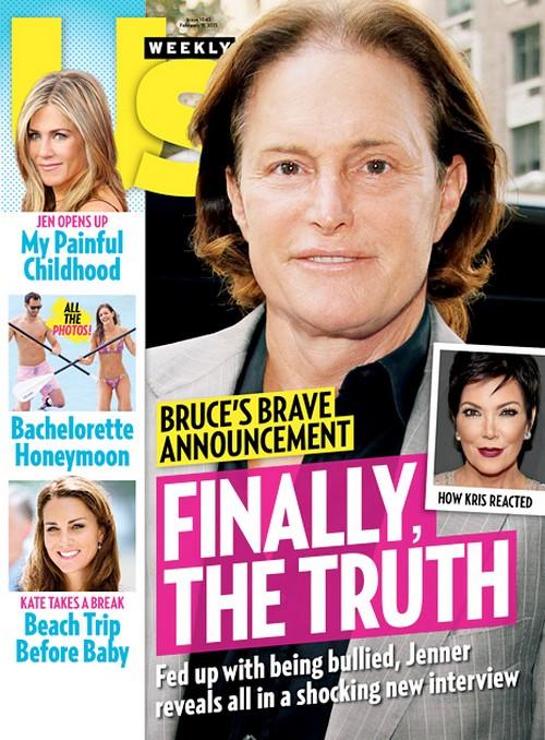 Bruce Jenner Transgender Sex Change Officially Confirmed - Doing E! TV Docuseries Interview
