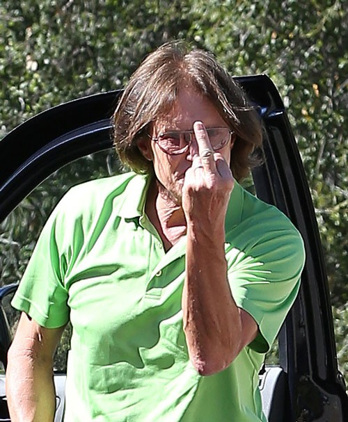 Bruce Jenner Furious Over Kylie's Hook Up With Justin Bieber