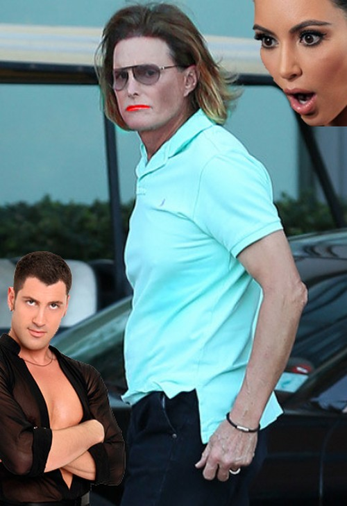 """Bruce Jenner's Sex Change Nears Completion - Karen Houghton, Kris Jenner's Sister, Speaks Out, """"It Turns Him On!"""""""