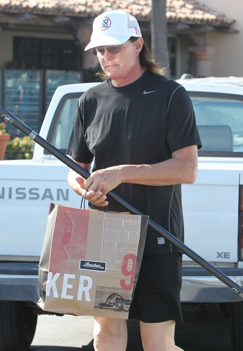 Is Bruce Jenner Really Becoming a Transgender Woman - Are His Breasts Growing? (PHOTOS)