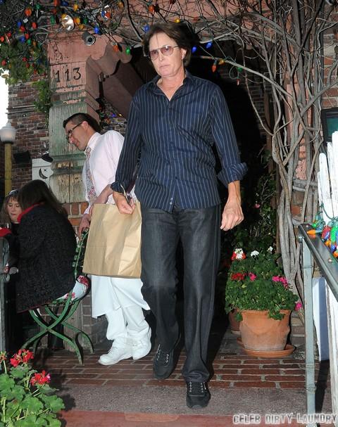 Bruce Jenner To Divorce Kris Jenner – Announces Plans To Entire Kardashian-Jenner Family