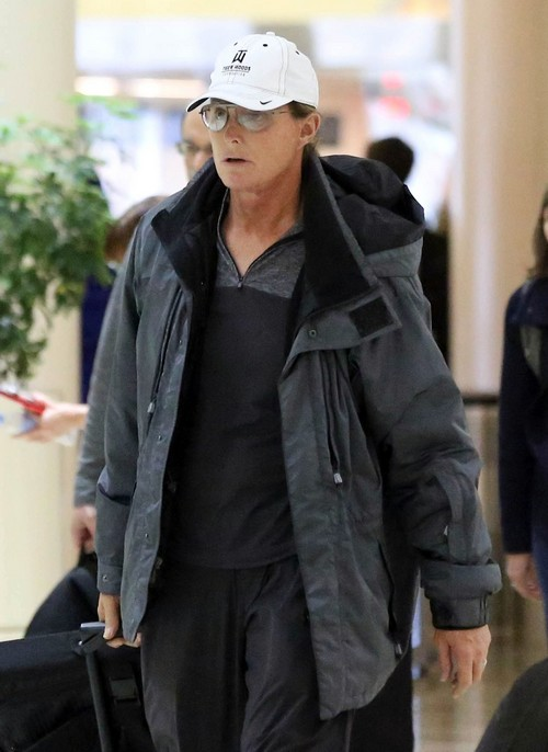 Bruce Jenner Staying With Keeping Up With the Kardashians as a Woman - Sex Change Documented For Show (PHOTOS)