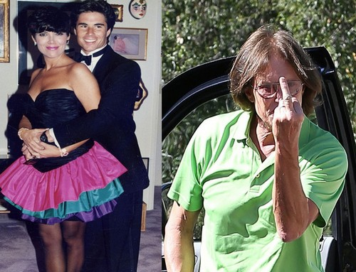 Bruce Jenner and Sons Brody and Brandon Hate Kris Jenner: Couple Separated For OVER ONE YEAR! (PHOTOS)