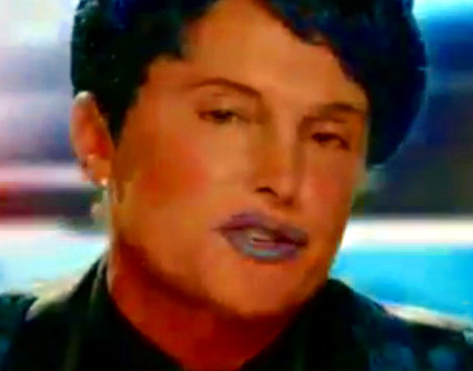 Bruce Jenner Appears as a Flamboyant Capitol Resident in 'The Hungover Games' Trailer (VIDEO)