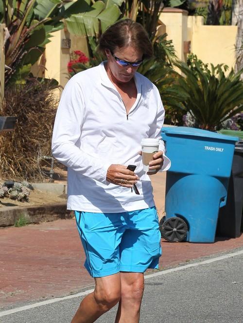 Bruce Jenner's Skin Cancer Nose Operation Stops Kris Jenner Filing For Divorce - For Now