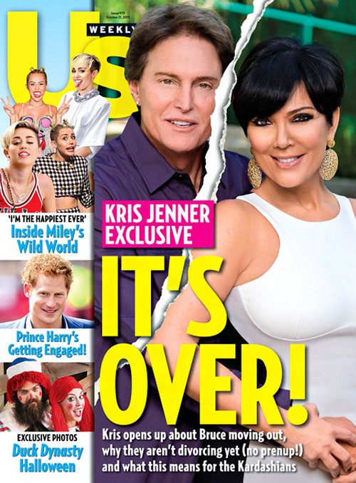 Kris Jenner Divorce From Bruce Delayed Over Money Issues and Prenup (PHOTO)