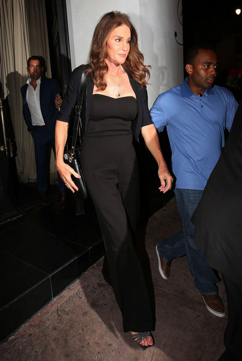 "Caitlyn Jenner Victory Over Kris Jenner: Momager Can't Compete With ""I Am Cait"" - Caitlyn Celebrates (PHOTOS)"
