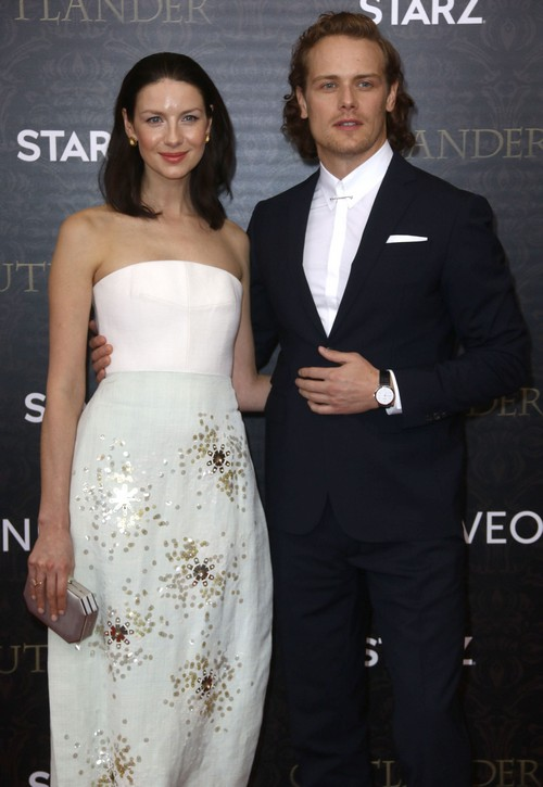 'Outlander' Stars Sam Heughan and Catriona Balfe's Relationship: Couple Officially Dating?