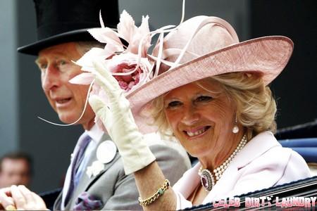 Camilla Parker-Bowles Calls Prince Harry 'A Disgrace'