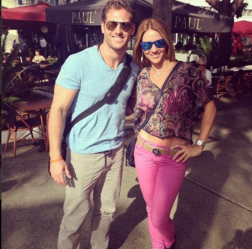 The Bachelor Juan Pablo Not Engaged to Winner: Spotted With Three Different Women in Miami (PHOTO)