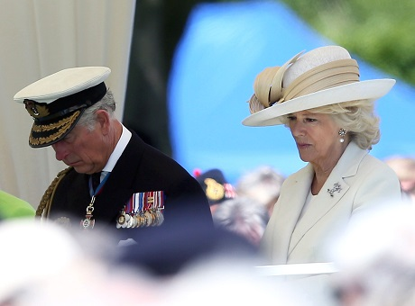Angelina Jolie, Camilla Parker-Bowles Meet At Clarence House - Discuss Campaigns Aiding Rape Victims