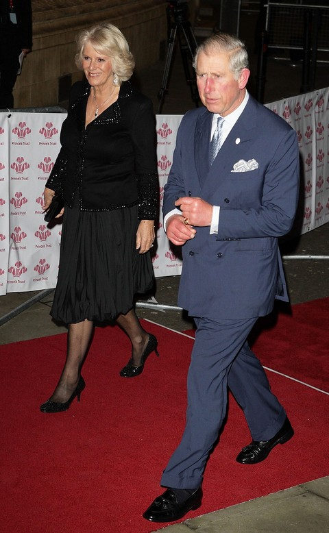 Camilla Parker-Bowles Hates Kate Middleton and Wants To Divorce Prince Charles