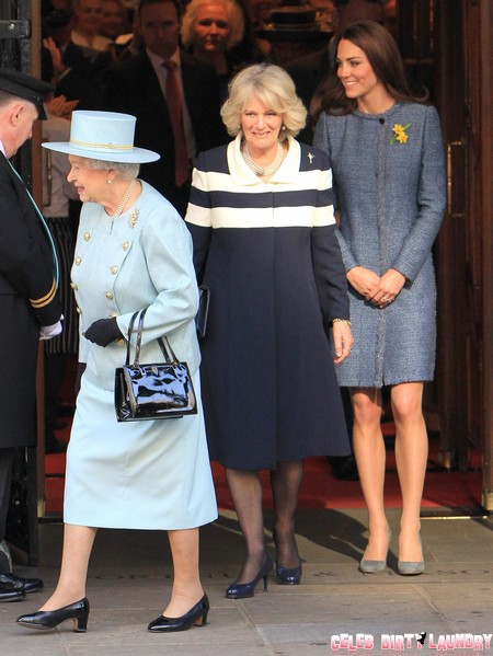 Camilla Parker-Bowles Said Kate Middleton Would Never Be Pregnant – Now She's Crying