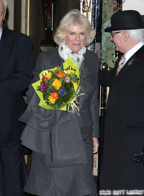 Camilla Parker-Bowles Spying On Kate Middleton In Kensington Palace With Bugs?