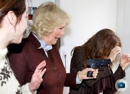 Camilla Parker-Bowles Cheating on Prince Charles - Questions Arise After Topless Pictures? (PHOTO)